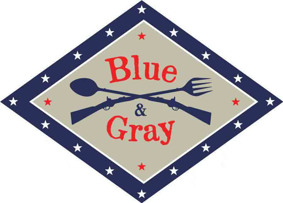 blue gray gettysburg one
