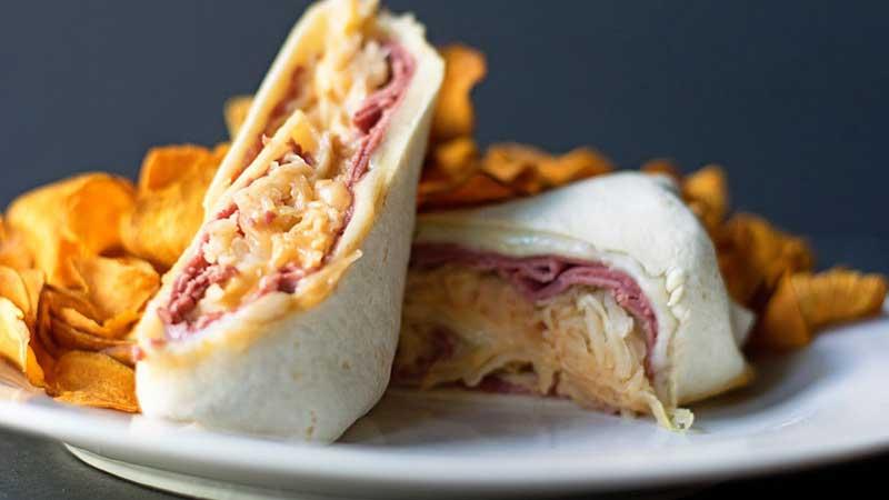 Wrap-Sandwich