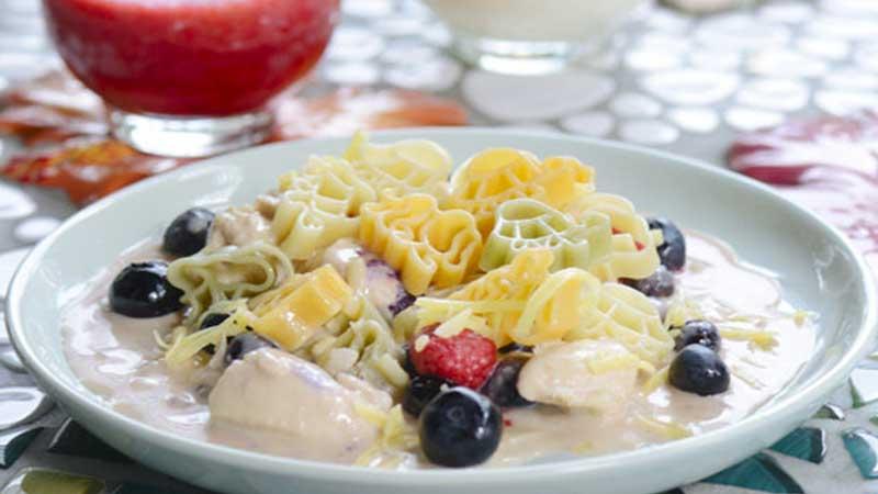 Pasta-Cream