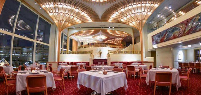 ร้านอาหารอเมริกัน City Skyline – American Diner