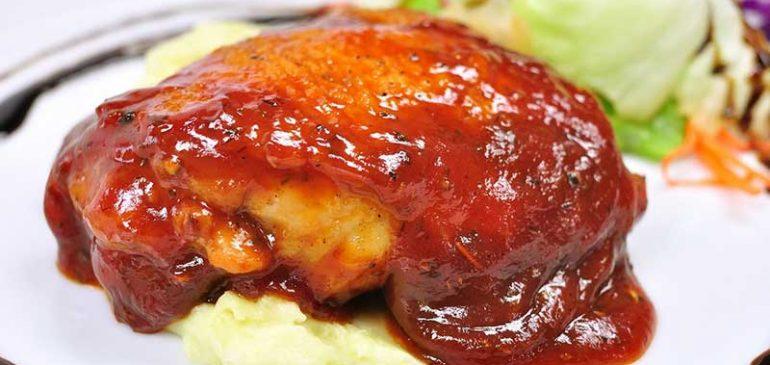 รสชาติเข้มข้นทำกินเองได้ ปีกไก่อบซอสบาร์บีคิว